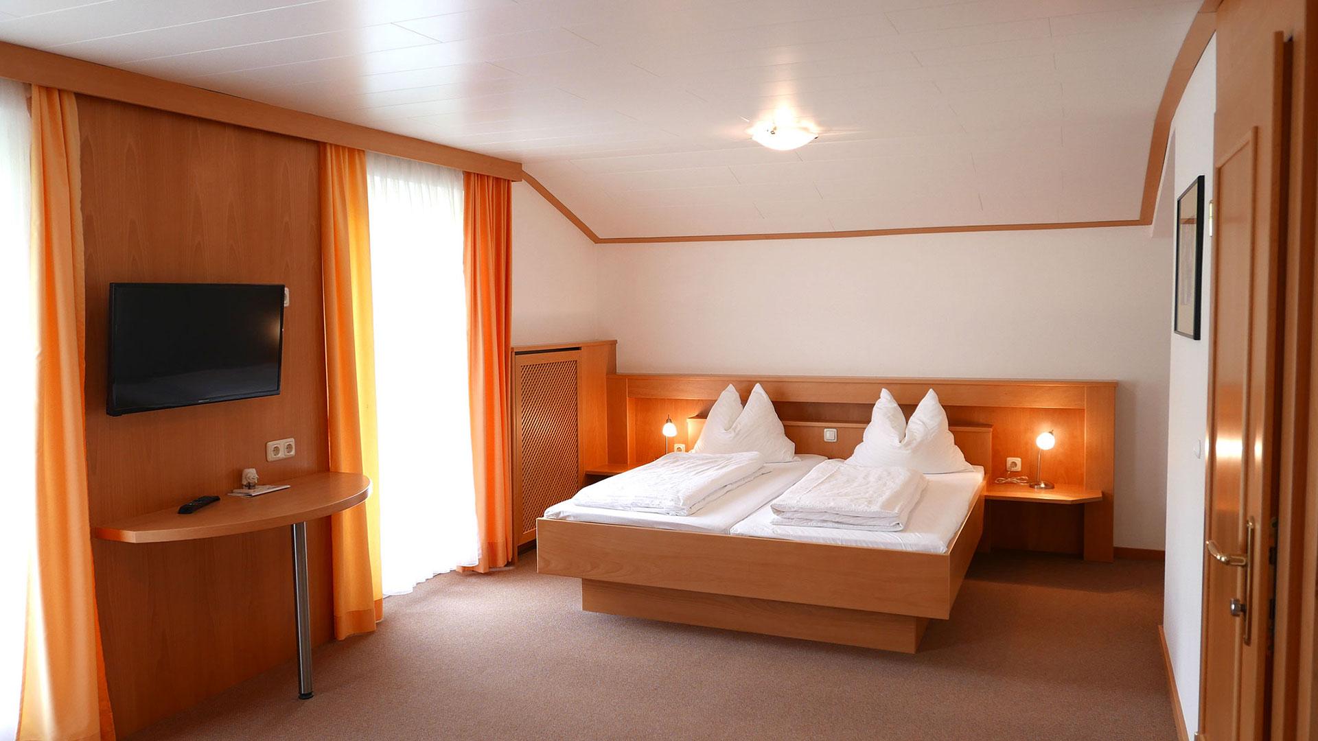 gemütliche Zimmer zum Wohlfühlen und Entspannen im Gasthof Sonnenhof