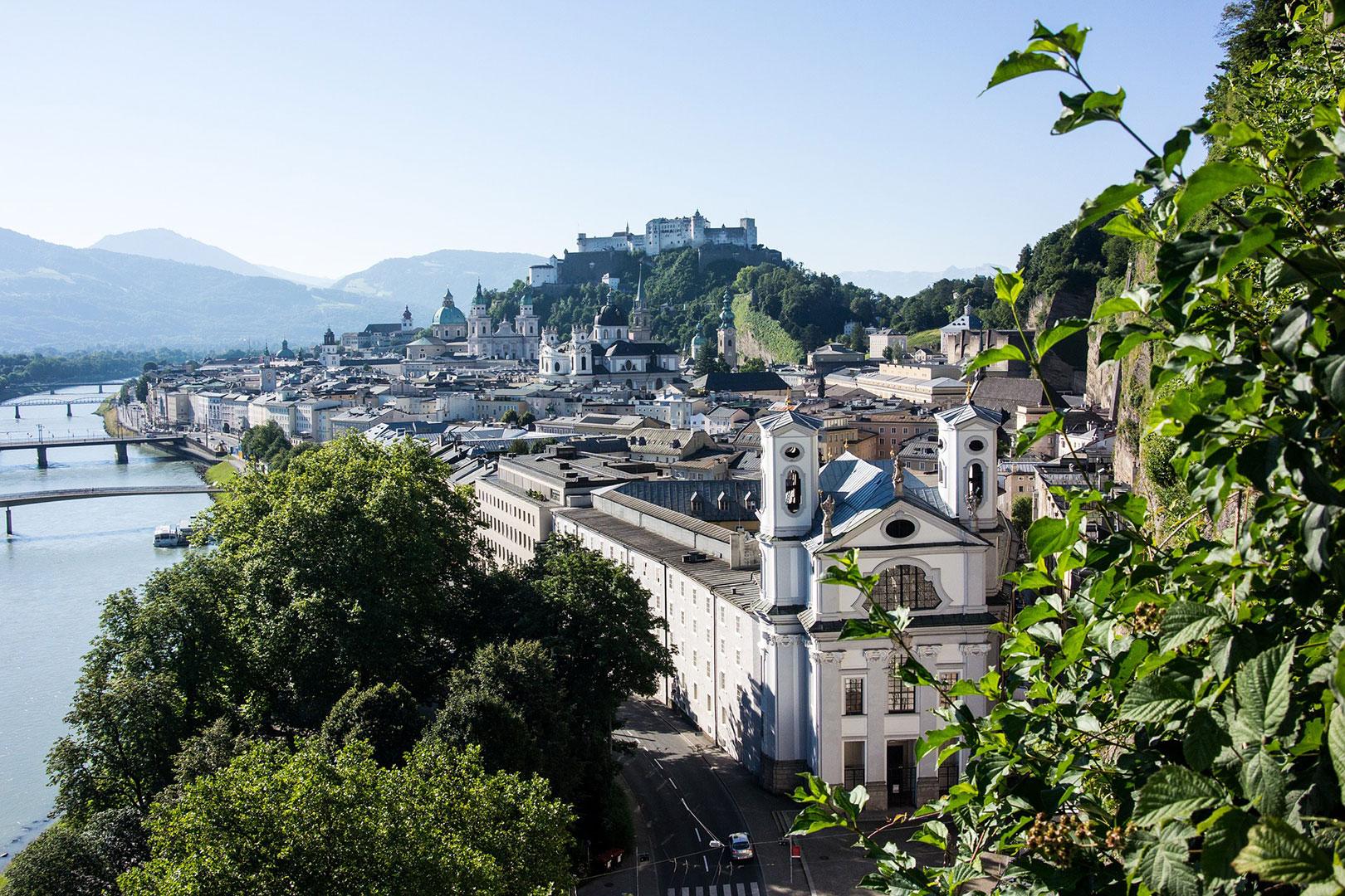das schöne Ausflugsziel Salzburg entdecken und erleben