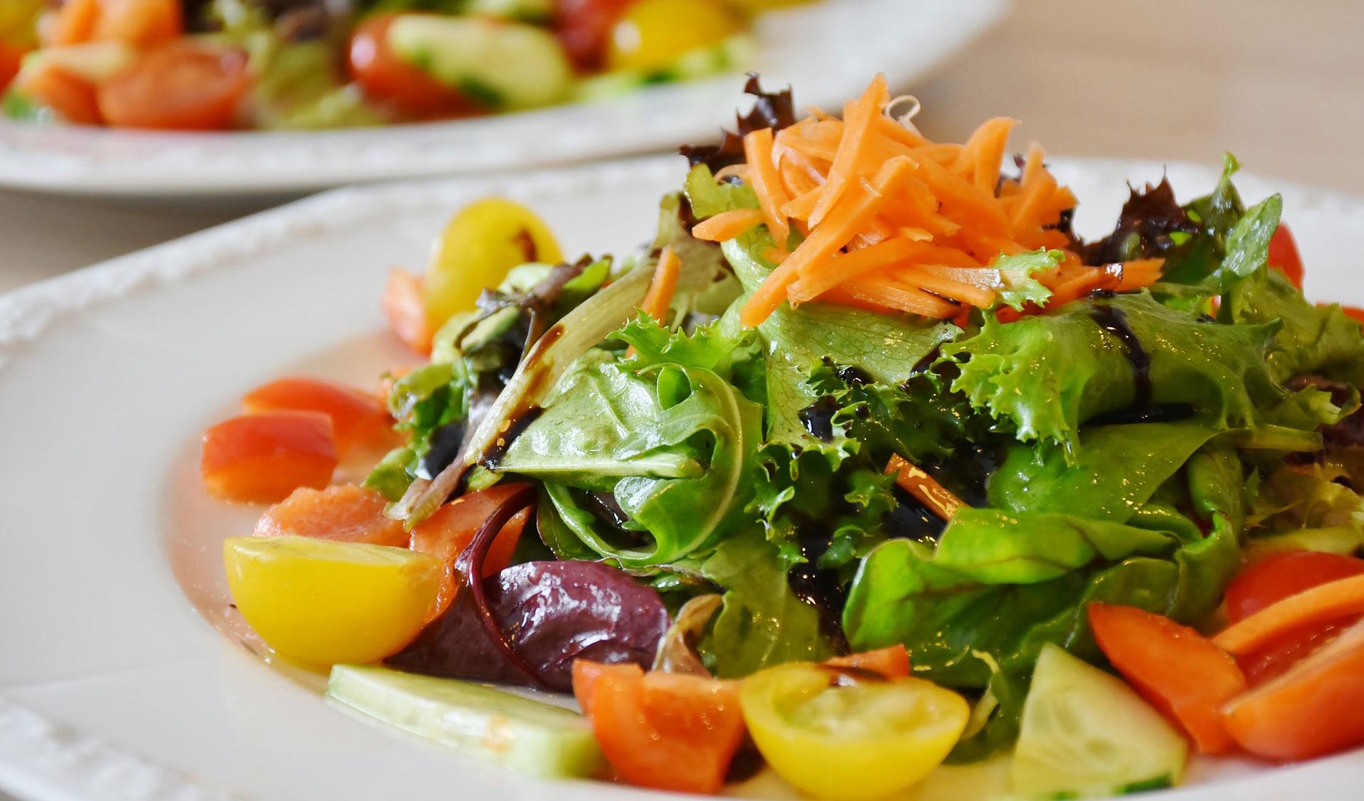 frische und regionale Speisen im Gasthaus Sonnenhof
